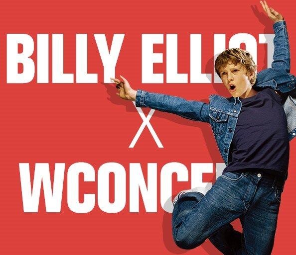 BILLY ELLIOT  X  Wconcept