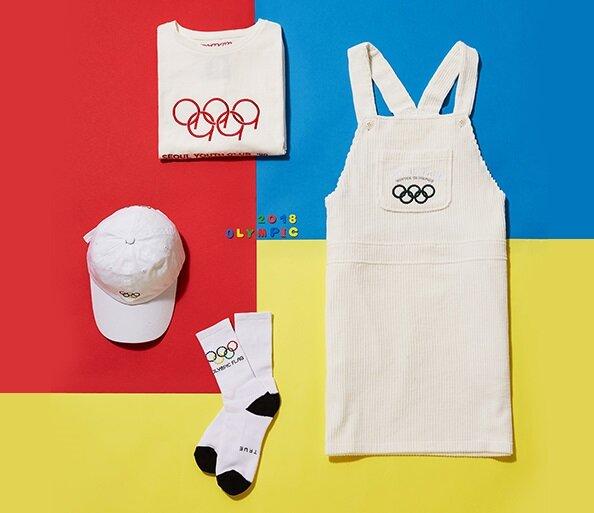 지금 놓쳐선 안될 트렌드 - 2018 올림픽