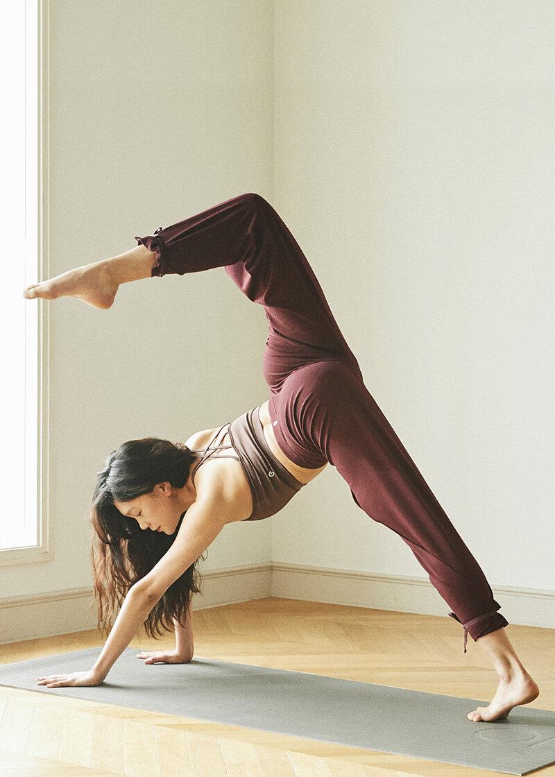 01 Hatha yoga 정신과 신체를 다스리는