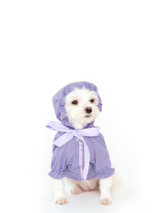 Yogurt jumper- Purple
