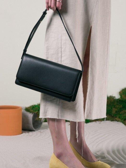 Peony Bag Black