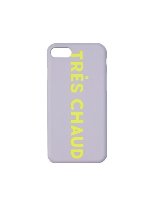 Tres chaud iPhone case