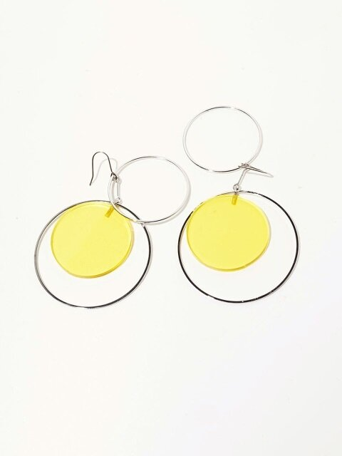 Retro Acrylic Earrings