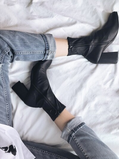 Ankle boots_Erin R1674_6/8cm