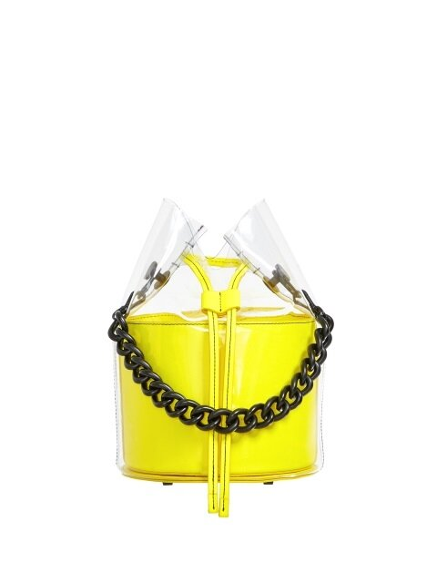 SPARKLING BAG - YELLOW