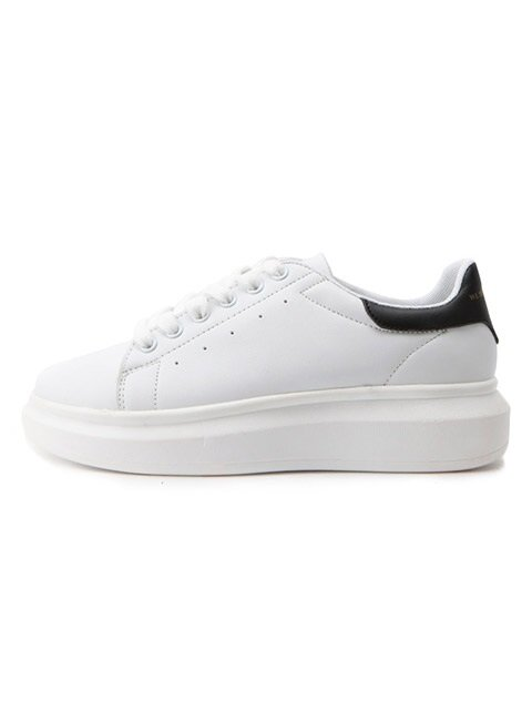 하이 포인트 (HIGH POINT (WHITE/BLACK)) [H-9111]