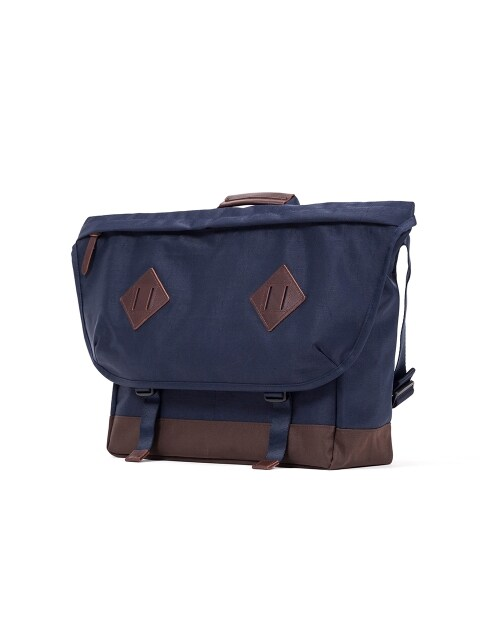 CL MESSENGER BAG (navy)