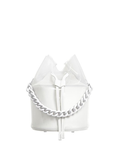 SPARKLING BAG - WHITE