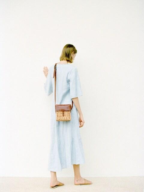 weaving square bag