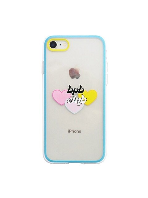 MIX LUV BPB CLUB IPHONE CASE HS_SKY BLUE