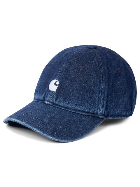MAJOR DENIM CAP (BLUE STONE WASHED)