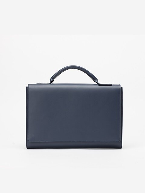 TOPHANDLE FLAP TOTE &MESSENGER [navy]