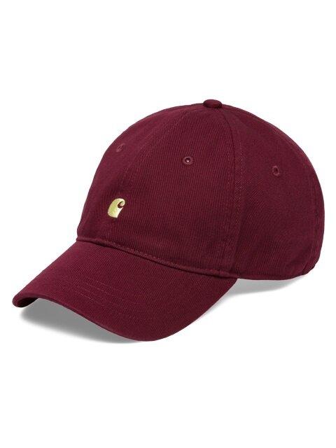 MADISON LOGO CAP (AMARONE/BEAM)