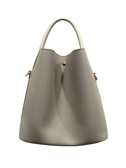 SOFTY LIGHT GRAY- SHOULDER BAG