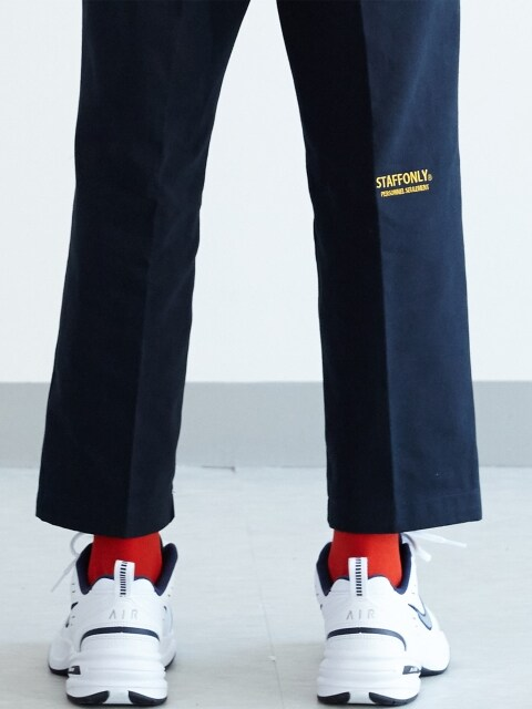 PERSONNEL TWILL PANTS (NAVY)