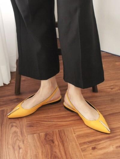 SEMEI slingback heel - HN035-SHYW