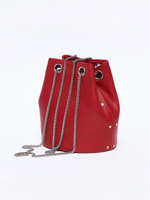 12 MINI BUCKET / red