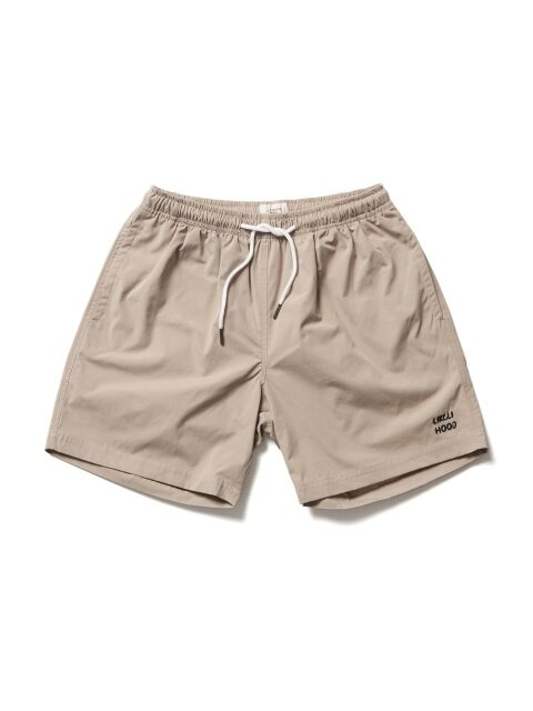 LIKELIHOOD HALF PANTS - BEIGE