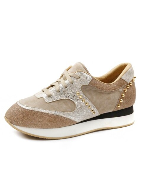 [MEN]Stud sneakers Lyra S3100BE