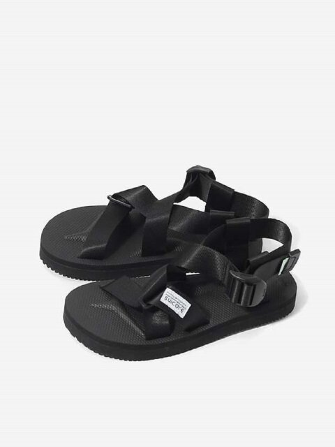 [MEN] 18 S/S CHIN2-CAB BLACK