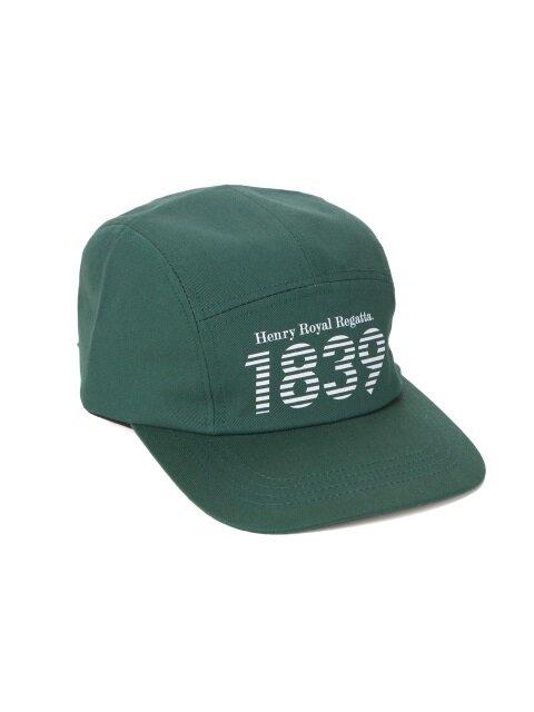 REGATTA CAMP CAP - GREEN