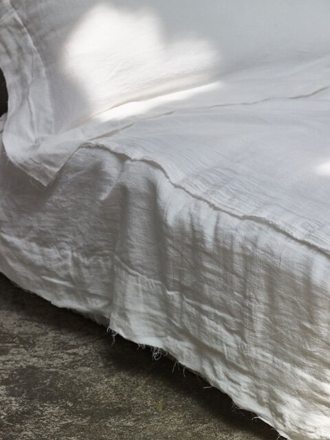 LINEN RAW EDGE DUVET COVER_OFF WIHTE