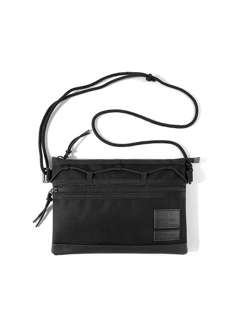 MAX BLACK WIDE SACOCHE BAG