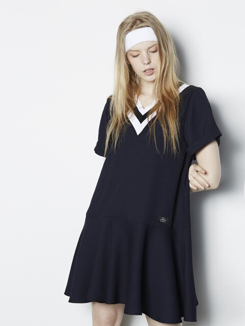 WYH SAILOR ONEPIECE (NY)