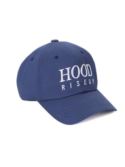 HOOD  POLO CAP - BLUE