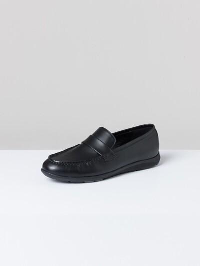 One Band Loafer[black]