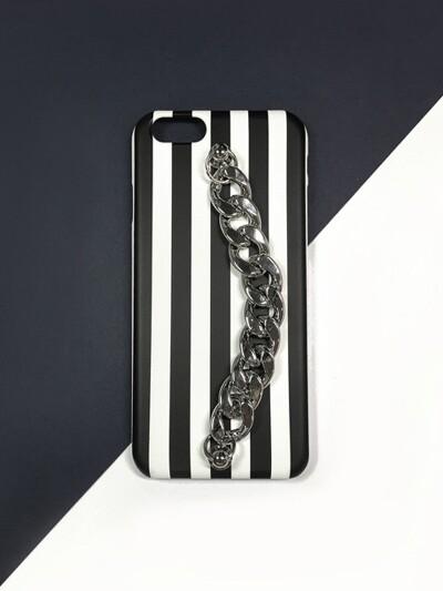 stripe chain case.