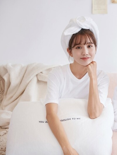 극세사 베개커버 THE PILLOW COVER [WHITE]