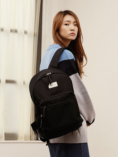 DAILY MESH BACKPACK_BLACK