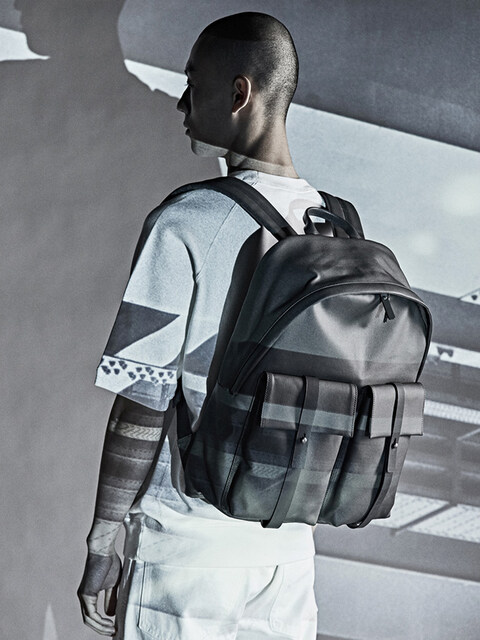 CODE3-014-10 GREY BackPack