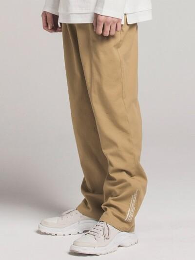 BASIC PANTS BEIGE