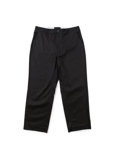 ML Chino Pants / Black