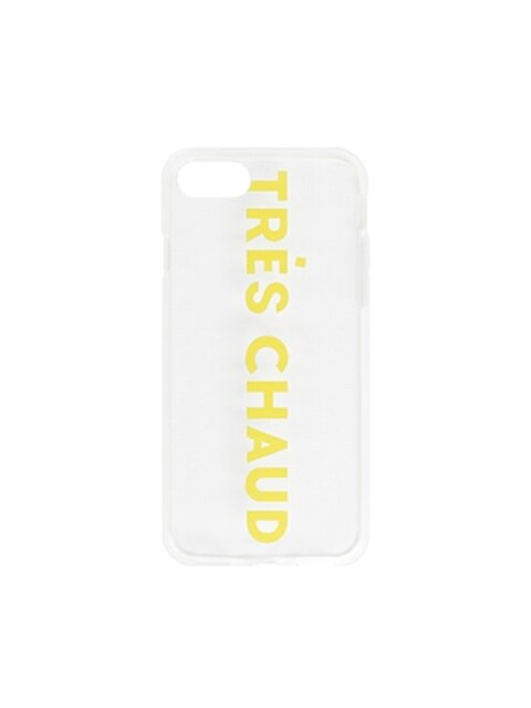 Tres chaud Jelly iPhone case