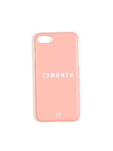 LOGO PHONE CASE (PINK)