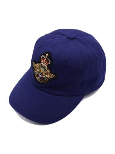 LMC ROYAL EMB SKATER CAP royal blue