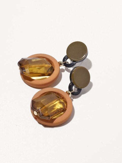 Amber Rink Earrings