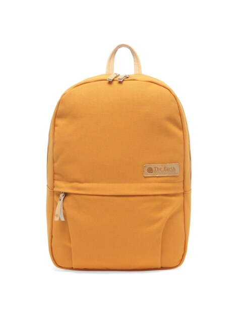 CANVAS DAYPACK-MUSTARD