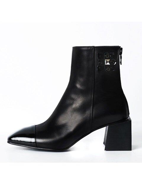 [ALCHEMIST LINE]DF FLOWER Ankle Boots