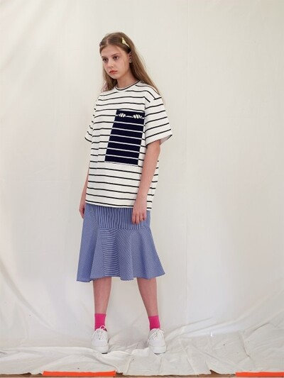 ASY FRILL SKIRTS