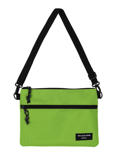 T25H M SACOCHE BAG YELLOWGREEN