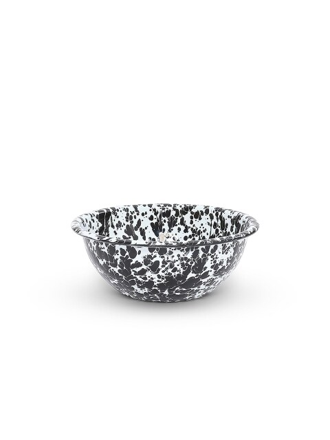D17 cereal bowl_black marble