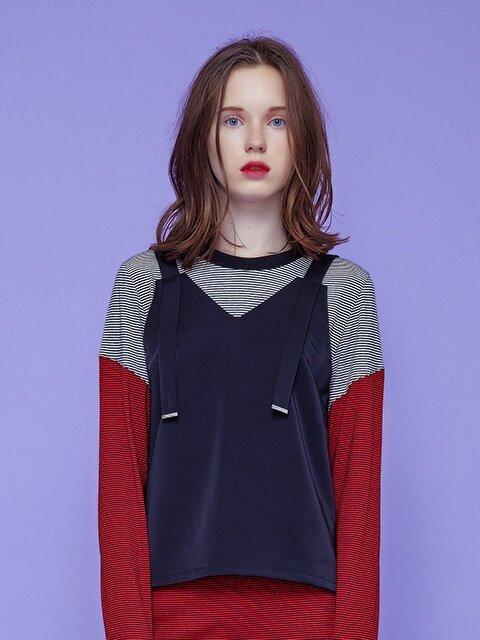 slip blouse