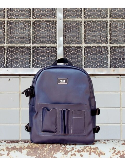 DOCUMENT BACKPACK (NAVY)