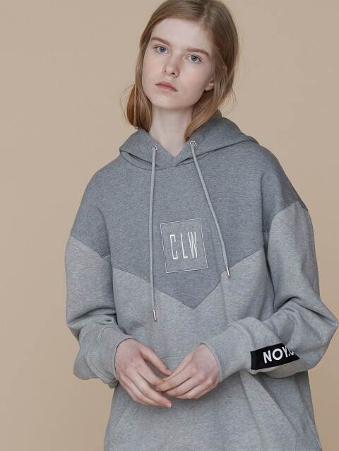 [SALE 30%] NEW CLW HOODIE GY