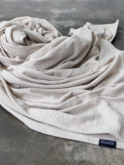 Light Knit Blanket 베이지