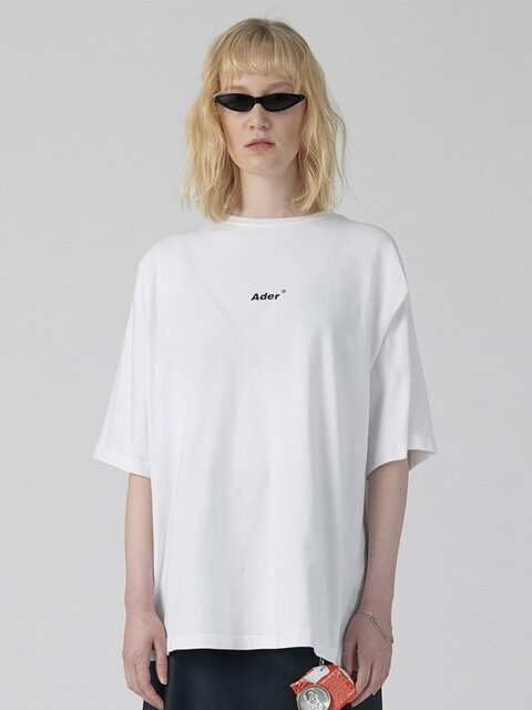 Basic Ader T-shirt White